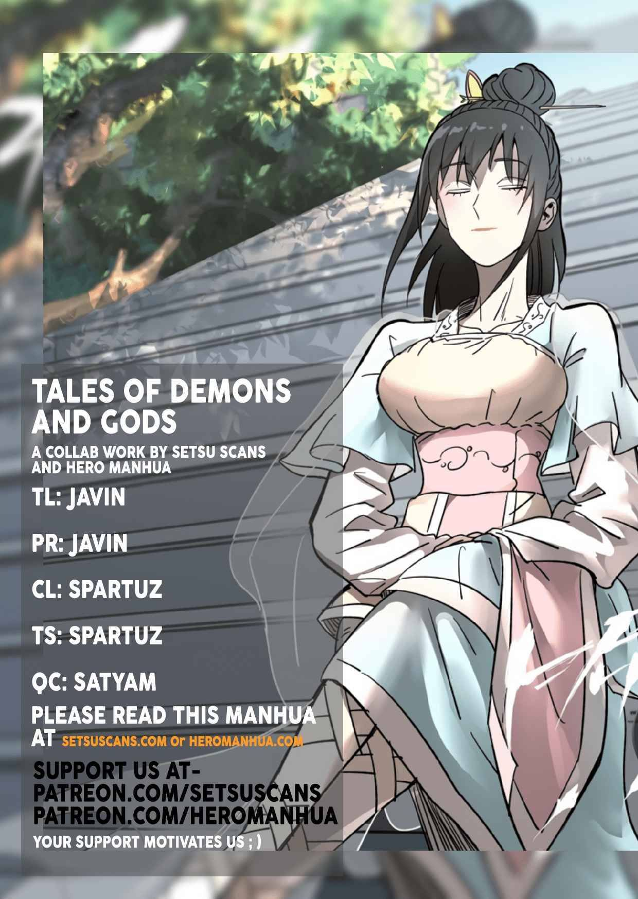 Manga Tales Of Demons And Gods - Chapter 334.5 Page 1