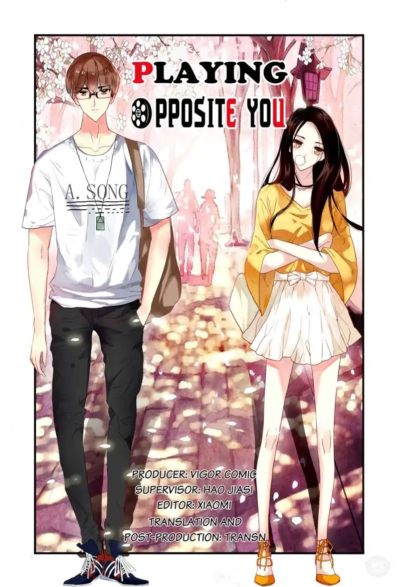 Manga Playing Opposite You - Chapter 1 Page 1