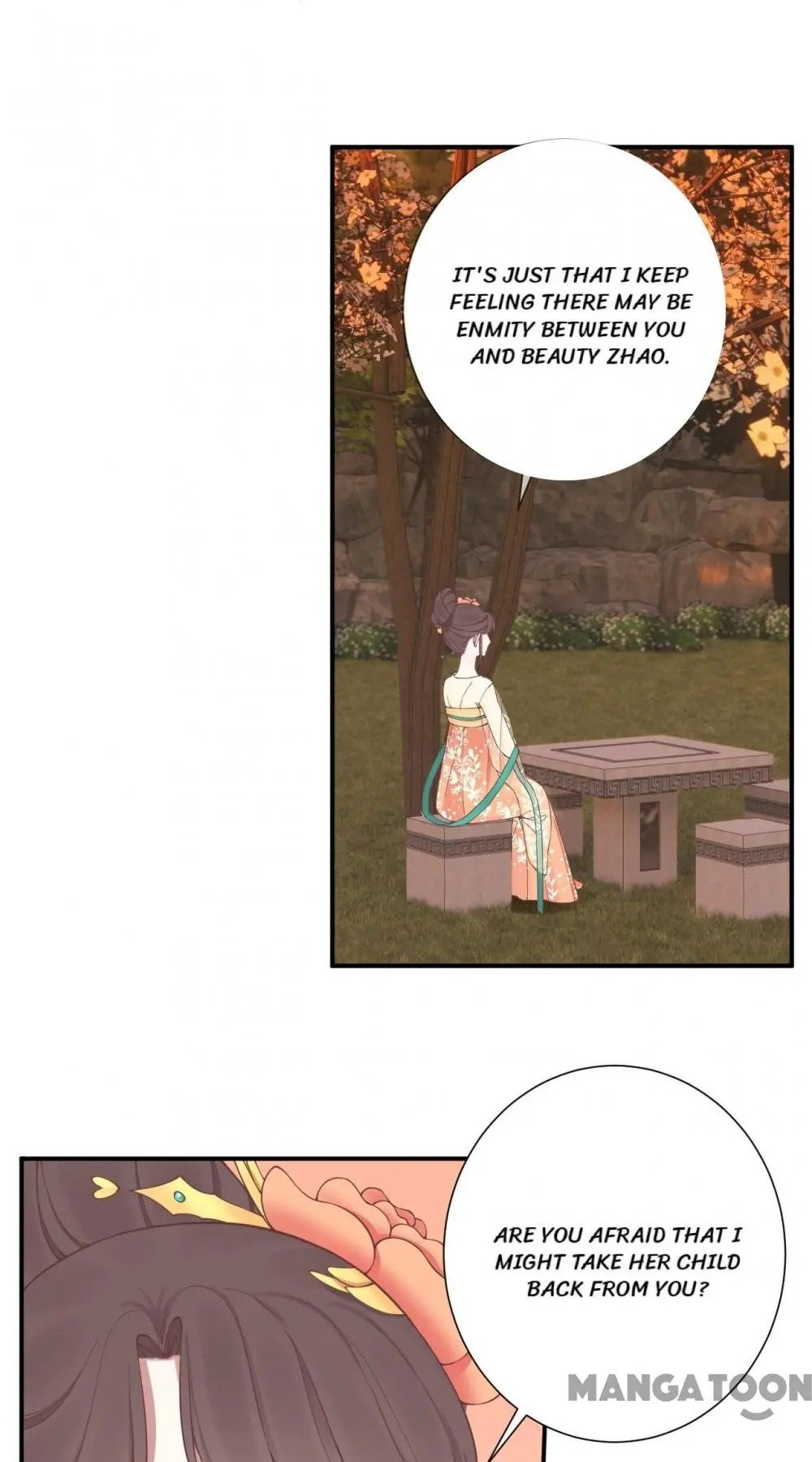 Manga The Queen Is Busy - Chapter 162 Page 1