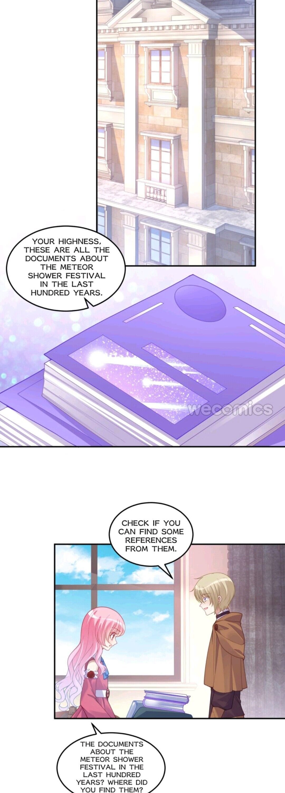 Manga A Queen's Law Of Survival - Chapter 78 Page 1