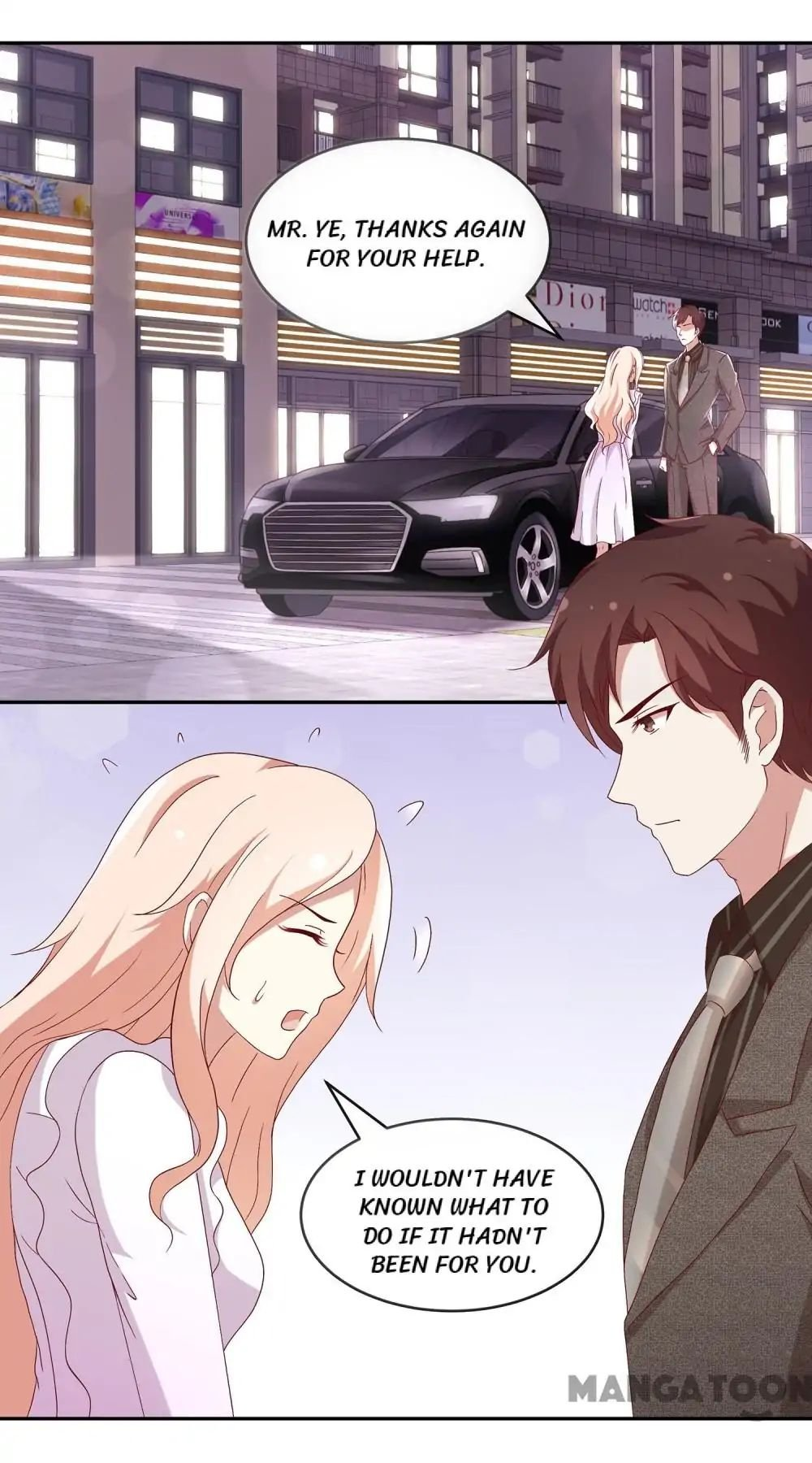 Romantic Relationship System Chapter 36