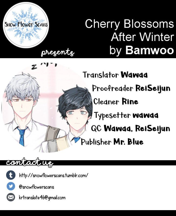 Manga Cherry Blossoms After Winter - Chapter 16 Page 1
