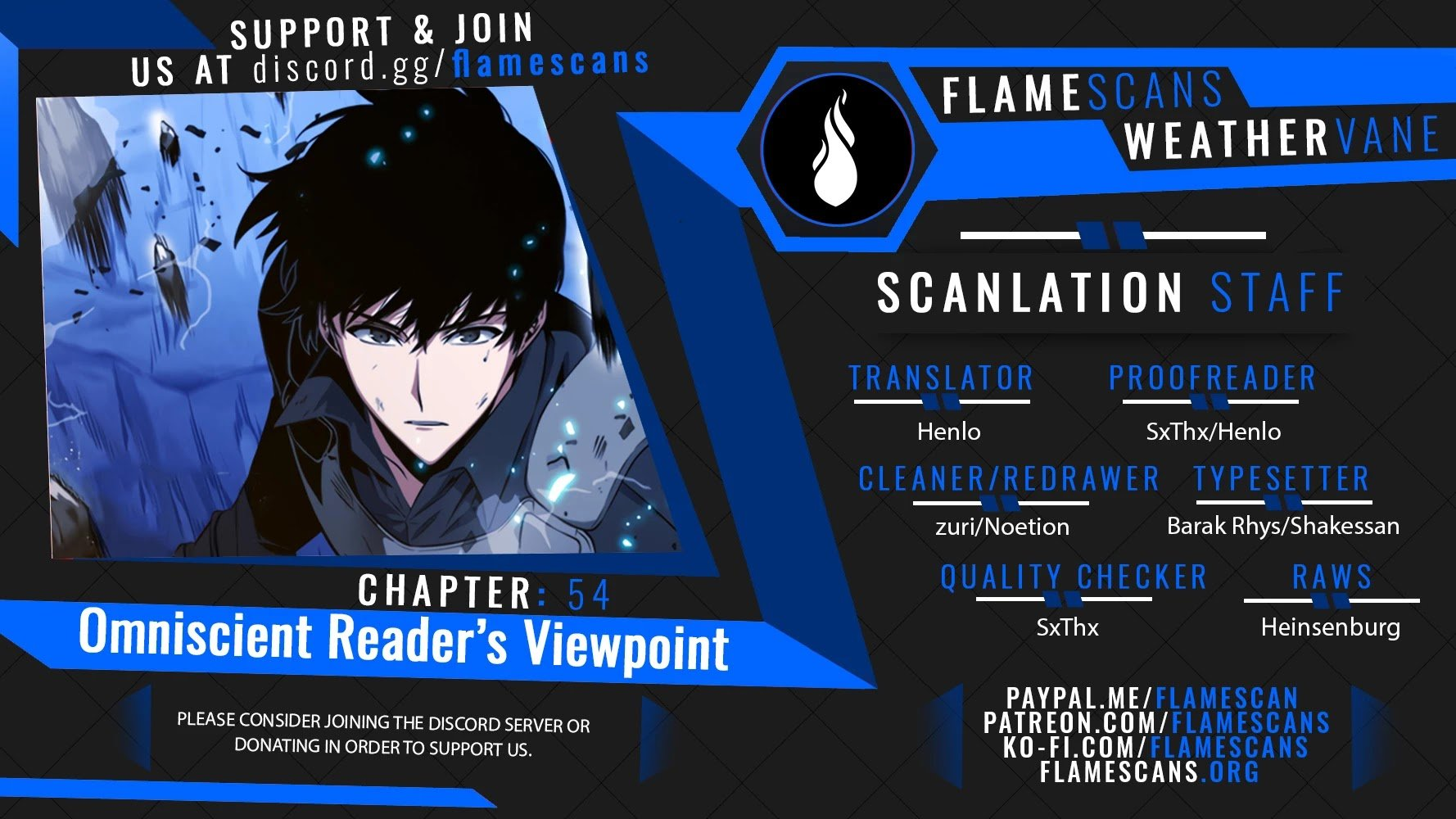 Manga Omniscient Reader'S Viewpoint - Chapter 54 Page 1