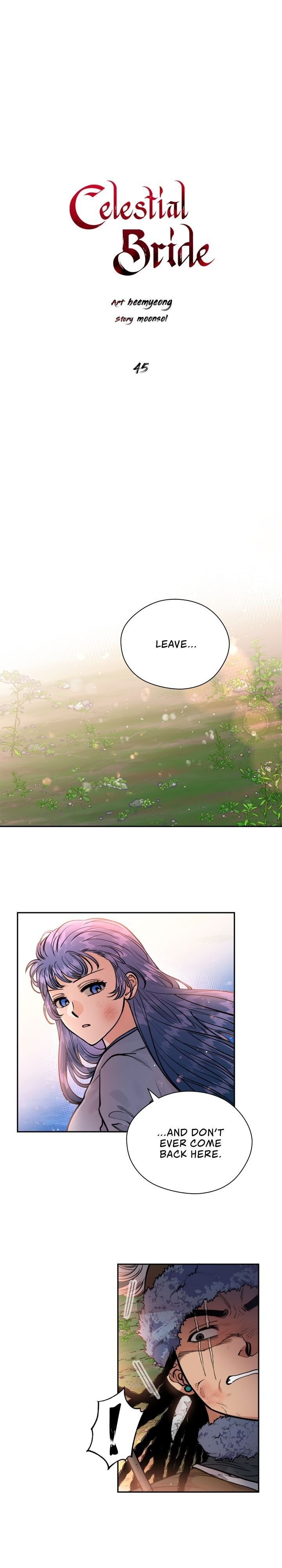 Manga Heavenly Bride - Chapter 45 Page 1