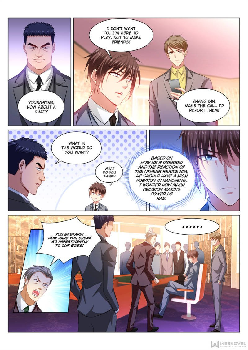 Manga So Pure, So Flirtatious ( Very Pure ) - Chapter 364 Page 1