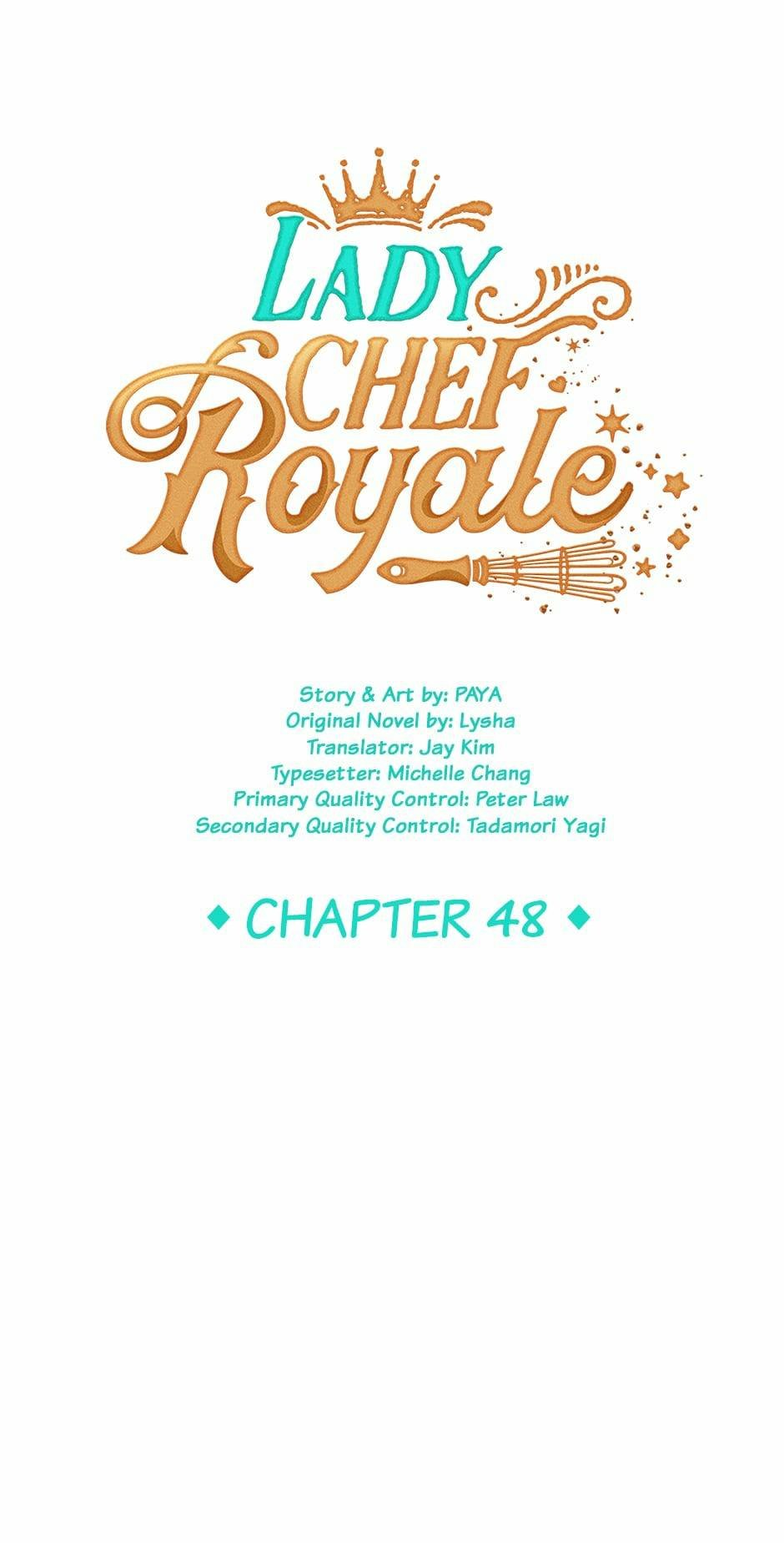 Manga Royal Shop Of Young Lady - Chapter 48 Page 1