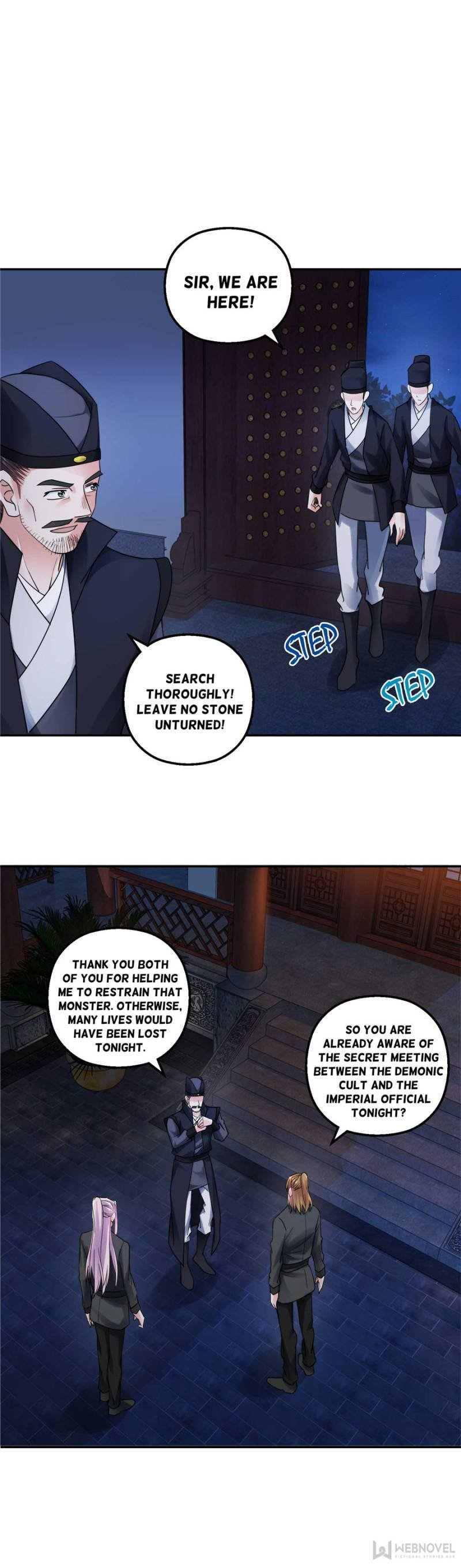 Manga The Top Clan Leader In History - Chapter 162 Page 1