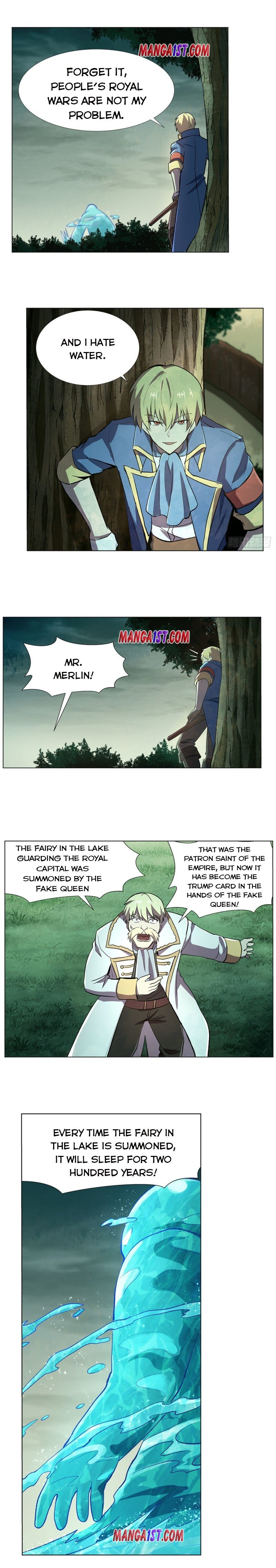 Manga The Demon King Who Lost His Job - Chapter 170 Page 1