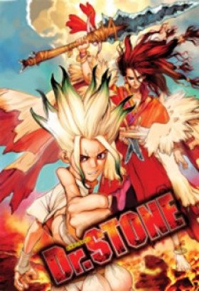 Dr. Stone - Poster