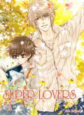 Super Lovers - Poster